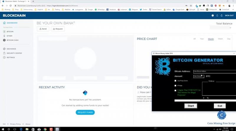 freebitcoin Bitcoin Free BTC Hack – Work Now! 2018 Legal