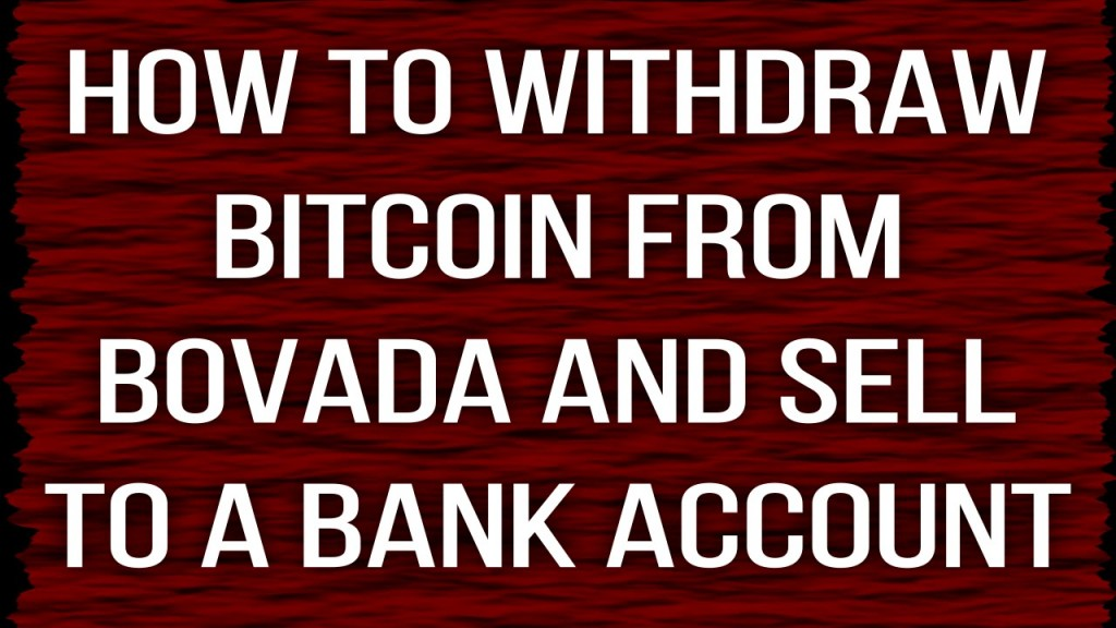Bovada Withdrawal Bitcoin