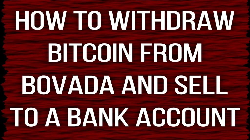 Bovada Withdrawal Bitcoin