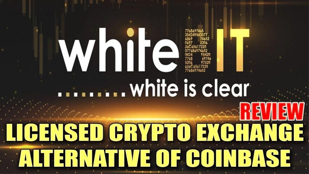 Whitebit Cryptocurrency Exchange alternative of Coinbase ...